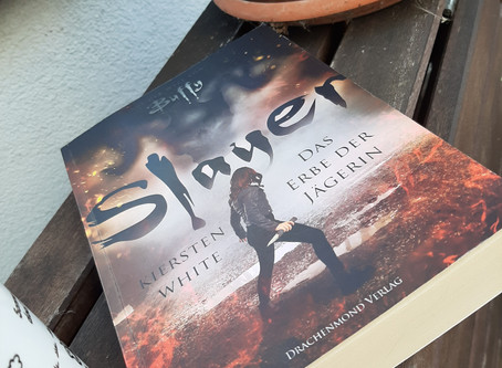 BR: Slayer – Das Erbe der Jägerin