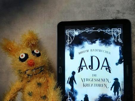 BR: Ada (Band 1 : Die vergessenen Kreaturen)
