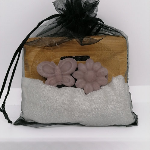 Lavender & Rosemary Guest Soap Gift Set