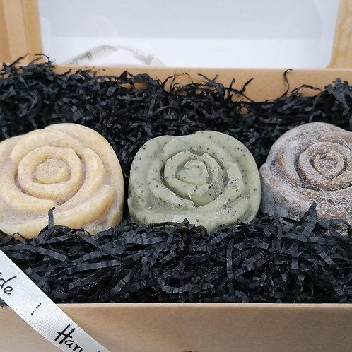 Rose Gift Box - Vegan Collection