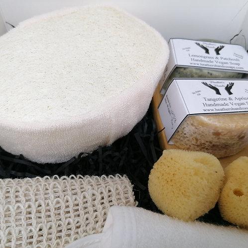Luxury Handmade Soap Gift Box