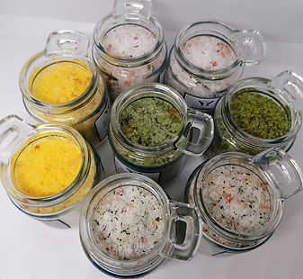 Natural Handmade Essential Oil Bath Salt