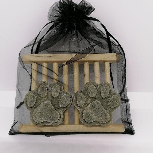 Lemongrass & Patchouli Pawprint Gift Set