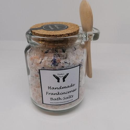 Frankincense Bath Salts - Jar