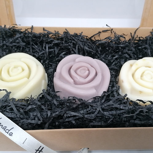 Rose Gift Box - Natural Collection