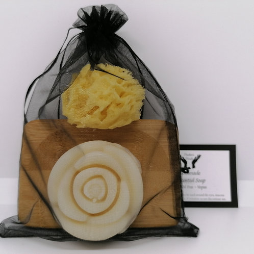 Unscented Rose Gift Set
