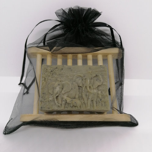 Lemongrass & Patchouli Elephant Gift Set