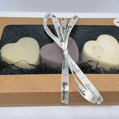 Heart Gift Box - Natural Collection
