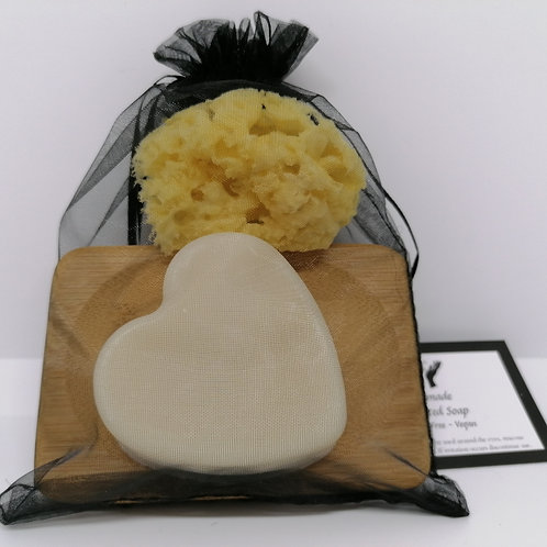 Unscented Heart Gift Set