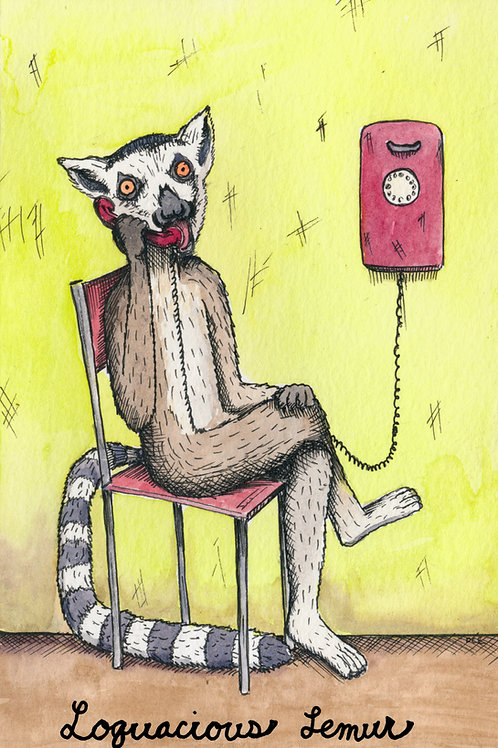 Loquacious Lemur