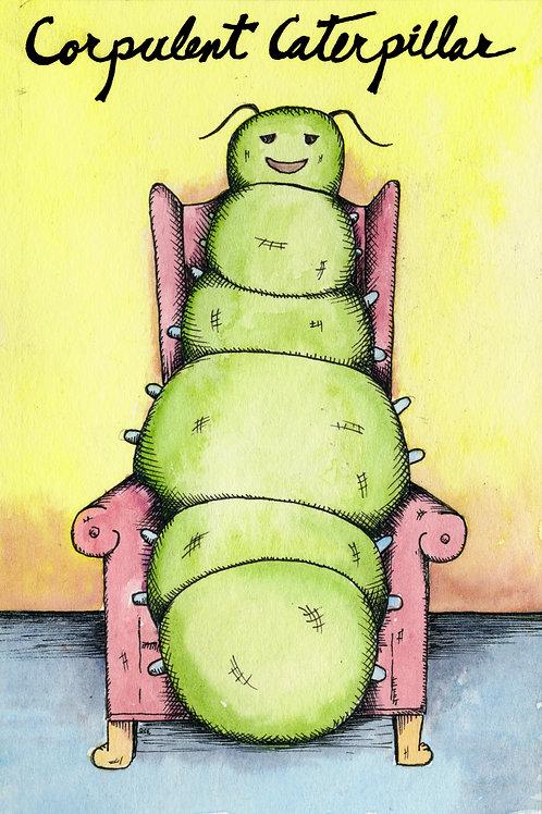 Corpulent Caterpillar