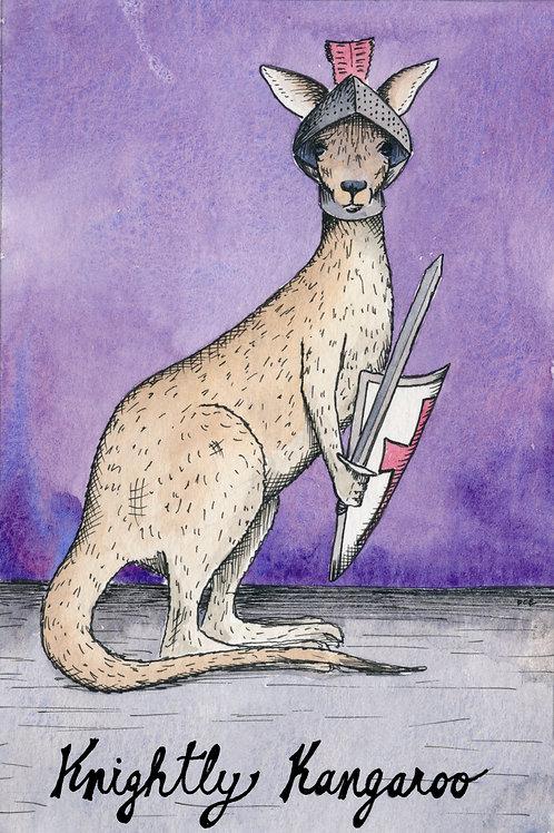 Knightly Kangaroo