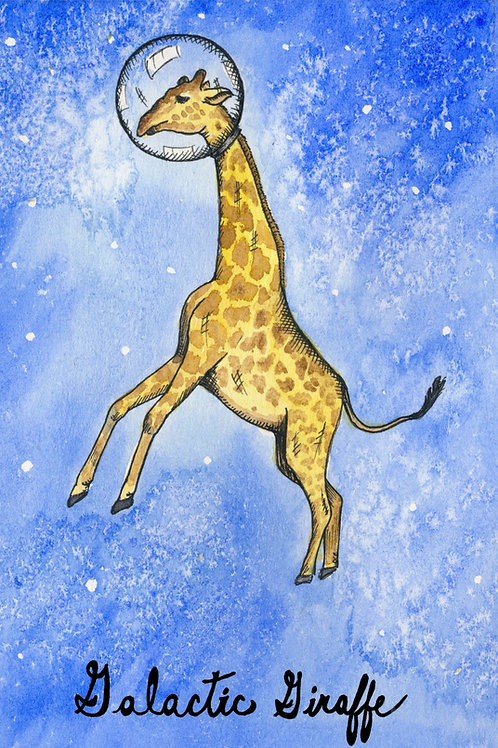 Galactic Giraffe