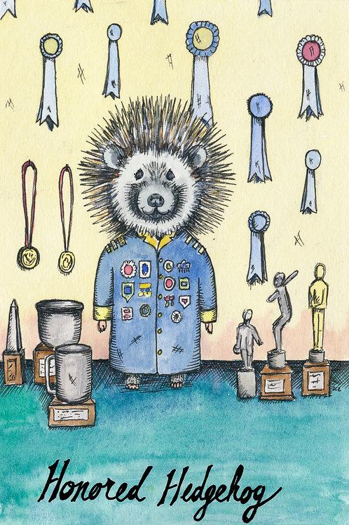Honored Hedgehog