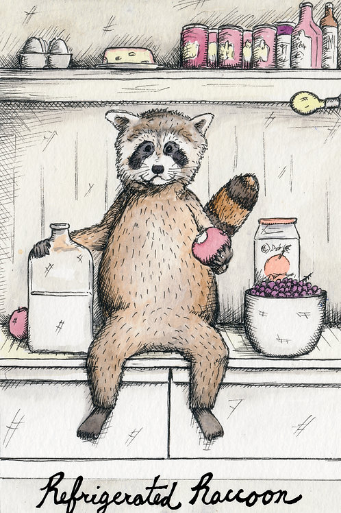 Refrigerated Racoon