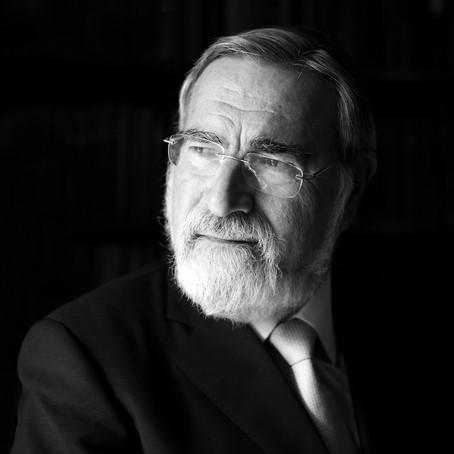 El Genesis Prize homenajeará a Lord Jonathan Sacks