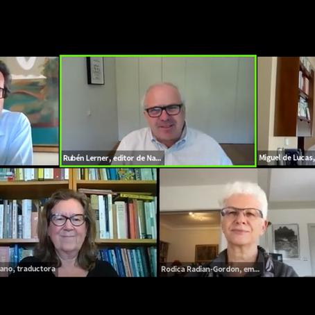 VÍDEO: El libro, un puente entre España e Israel