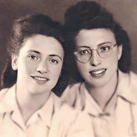 Dos gemelas contra los nazis