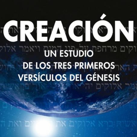 Introducción al libro «CREACIÓN», del Rabino Yosef Bittón