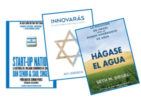 3 libros sobre innovación israelí que no puedes perderte