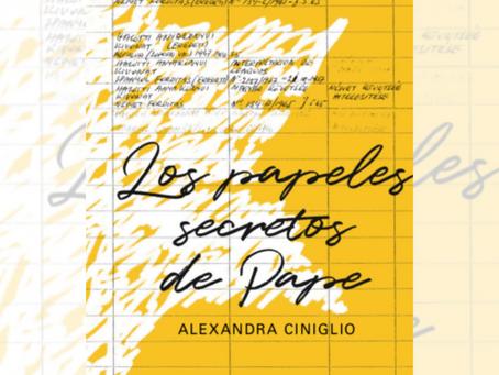 Los papeles secretos de Pape, de Alexandra Ciniglio