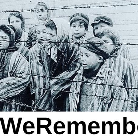 """#WeRemember: """"Por los muertos y los vivos, debemos dar testimonio"""""""