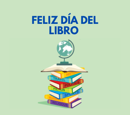 Nagrela Editores celebra el Día Internacional del libro