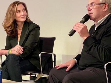 """Discurso completo de Rubén Lerner durante la presentación de """"Cuando el tiempo se detuvo"""""""