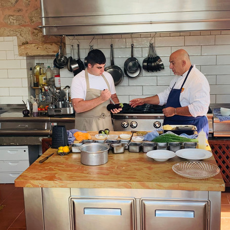 Cocina con Ezra Kedem, uno de los chefs más famosos de Israel