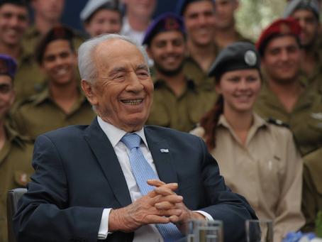 El regalo de Shimon Peres para la siguiente generación