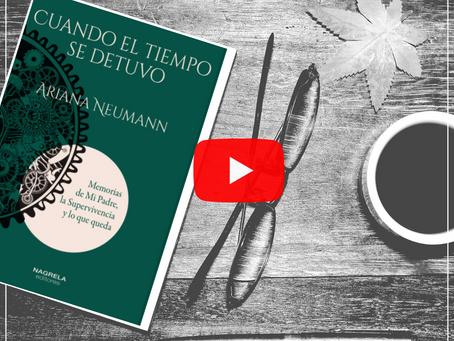 VÍDEO: Presentación del libro 'Cuando el tiempo se detuvo'
