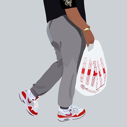 """Hustle"" Bag"