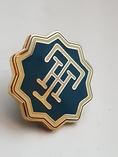 TRAILER HAPPINESS PIN
