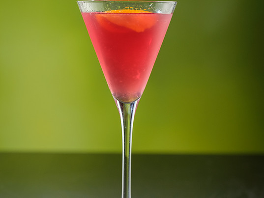 CELEBRATING THE MOST COSMOPOLITAN OF COCKTAILS
