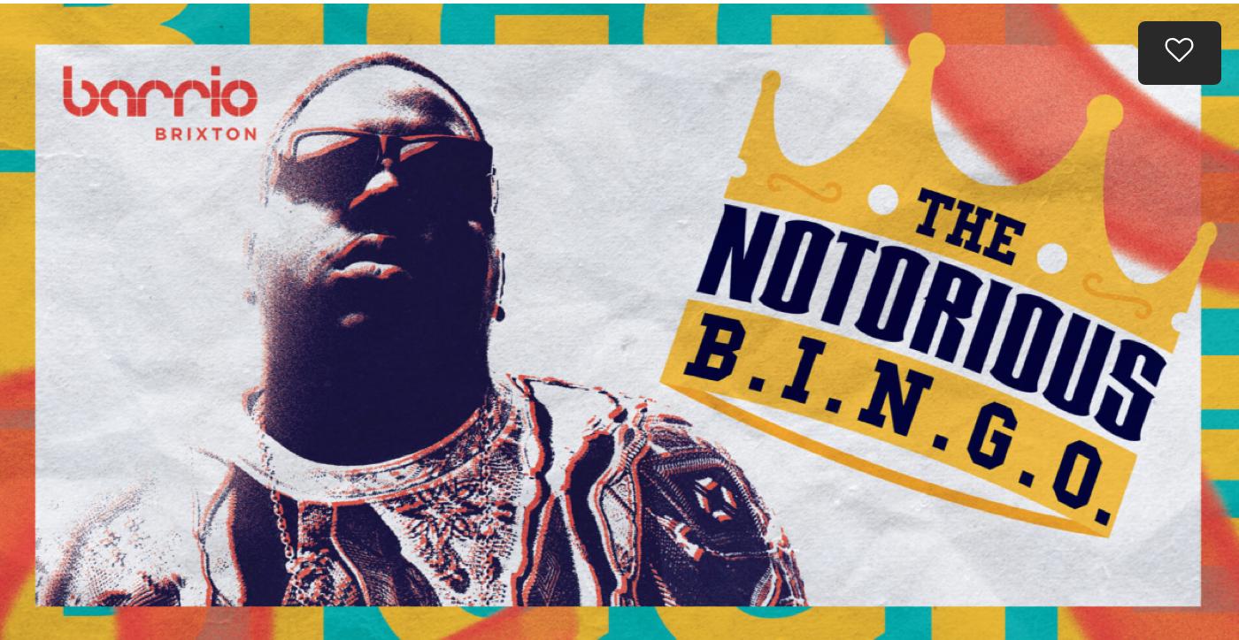 THE NOTORIOUS B.I.N.G.O.