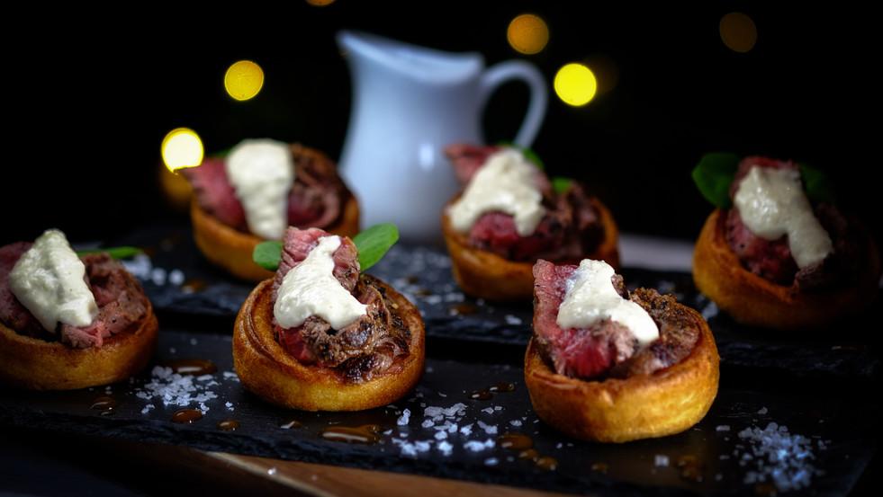 Roast Beef + Yorkshire