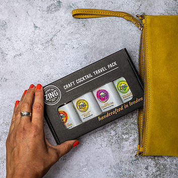 COCKTAIL TRAVEL PACK