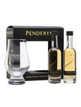 PENDERYN MADEIRA GIFT PACK2X5CL WITH TASTING GLASS
