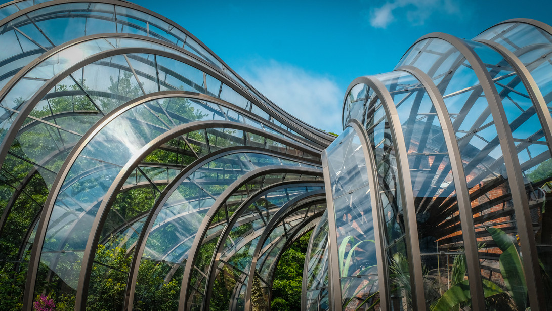 Thomas Heatherwick Glasshouses