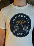 COMMUNITY SPIRIT TEE