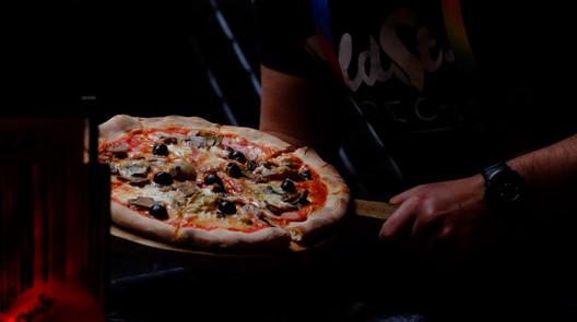 Pizza @ 55