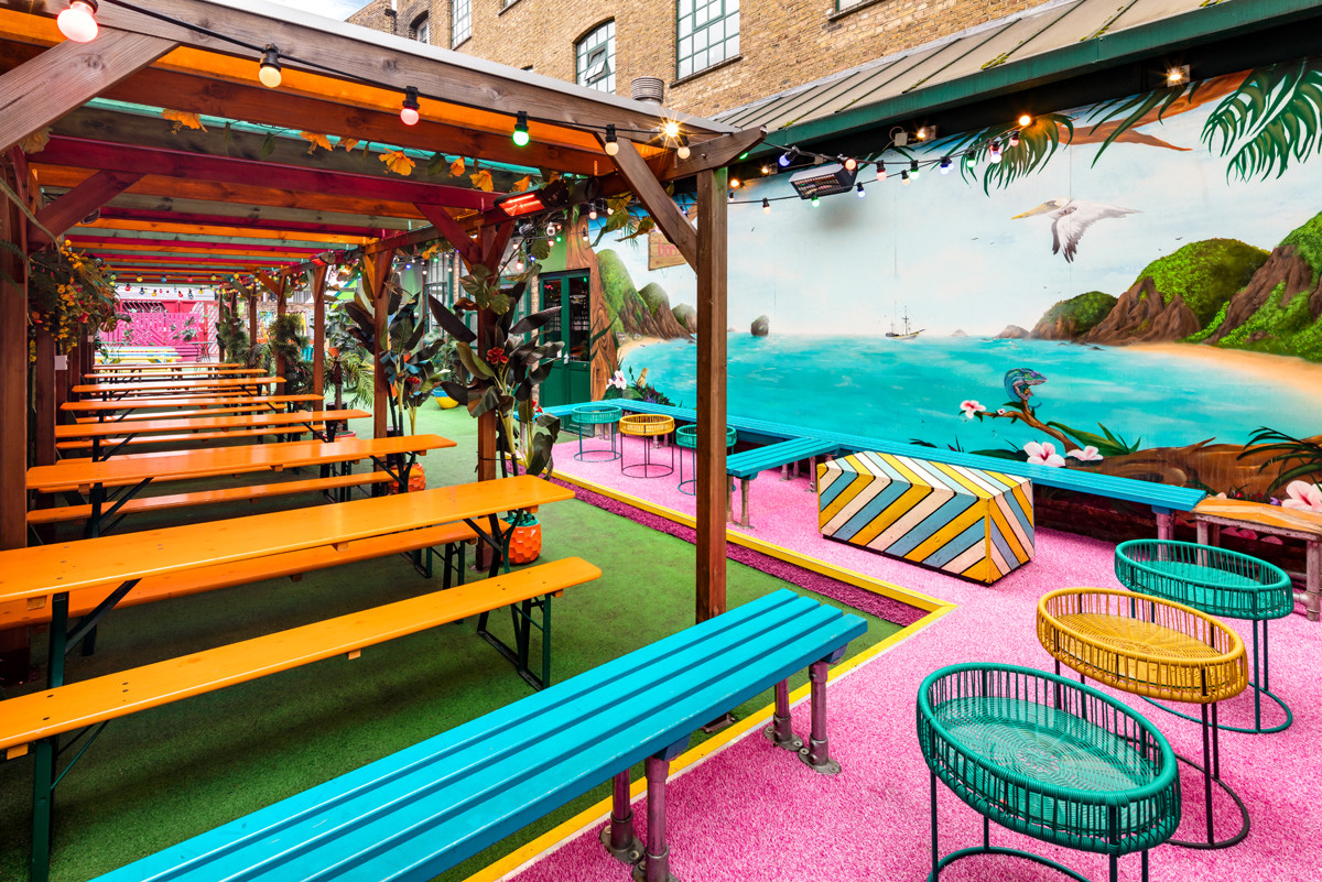 BARRIO SHOREDITCH RE-OPENING