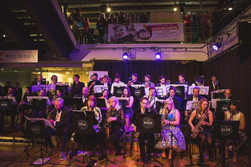 BCBB at Bristol International Jazz and Blues Festival