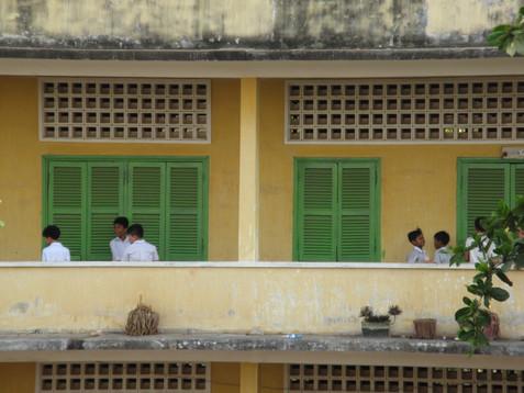 Szkoła podstawowa w Phnom Penh