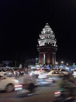 Pomnik Niepodległości, Phnom Penh