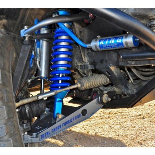 KING REMOTE RESERVOIR FRONT COILOVER SET FOR TOTAL CHAOS LONG TRAVEL SYSTEMS
