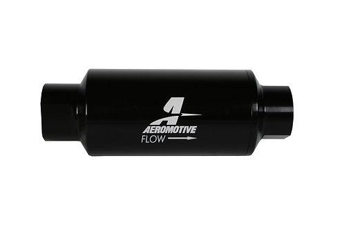Filter, In-Line, 10-m Microglass Element Black