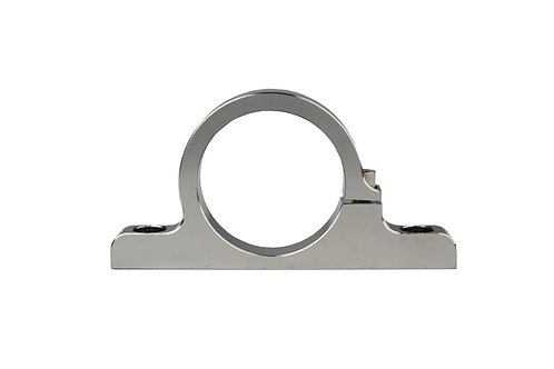 Filter Mounting Bracket, Billet Nickel-Chrome, PLATINUM SERIES