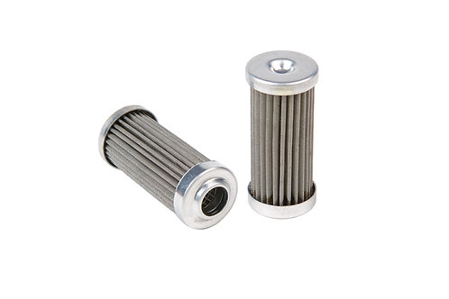 Replacement Element, 100-m Stainless Mesh, for 12316 Filter Assemby
