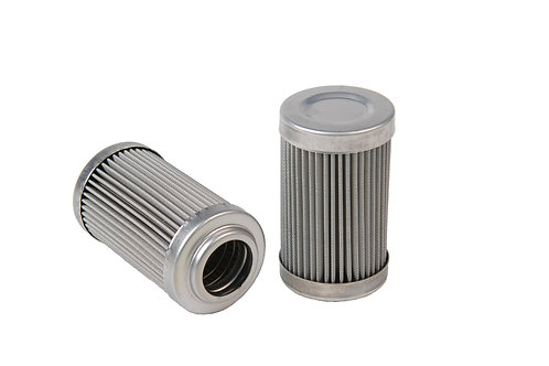 Replacement Element, 100-m Stainless Mesh, for 12304/12307/12324 Filter Assemby